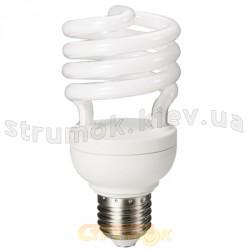 Энергосберегающая лампа КЛЛ Delux Т2 Twist 20Wатт 4100K E27