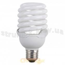 Энергосберегающая лампа КЛЛ Delux Т3 Full-spiral 20Wатт 2700K E27