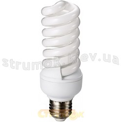 Энергосберегающая лампа КЛЛ Delux ТЗ Full-spiral 23Wатт 2700K E27
