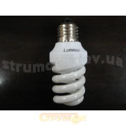 Энергосберегающая лампа КЛЛ КЛБ Lummax 13827-Е-27 - S