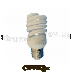 Энергосберегающая лампа КЛЛ Luxel Fine Spiral 7W Е27 221 - H