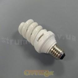 Энергосберегающая лампа КЛЛ Luxel спираль 45W, 4100K Е27 291-N