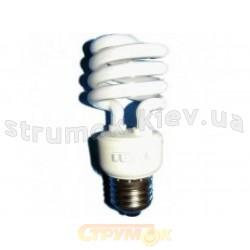 Энергосберегающая лампа КЛЛ Luxel Standard Spiral 20W Е27 217 - N