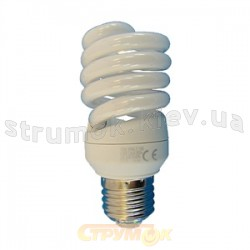 Энергосберегающая лампа КЛЛ Luxel Standard Spiral 20Wатт, Е27 217-Н