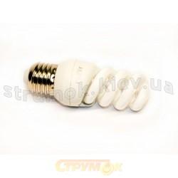 Энергосберегающая лампа КЛЛ Luxel Stem Spiral 9W Е27 202 - N