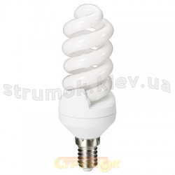 Энергосберегающая лампа КЛЛ Magnum Mini Full - spiral T2 9W 2700K E27