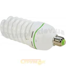 Лампа энергосберегающая МАХUS High-wattage spiral 65Wатт 6500K E27 (ESL-105)