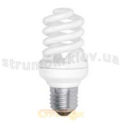 Энергосберегающая лампа КЛЛ Спираль E-27 25W 2700K SN27W25A Odeon