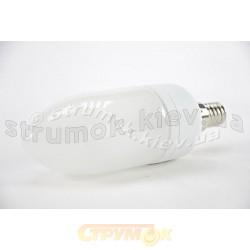 Лампа энергосберегающая 11Вт E14 свечка теплобелая Volta Candle