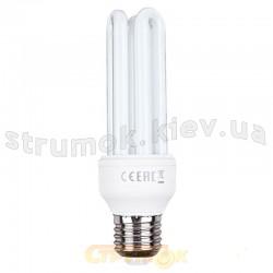 Энергосберегающая лампа КЛЛ Volta 15Вт E27 3U естественная