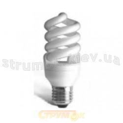 Энергосберегающая лампа КЛЛ Volta 20Вт E27 4U теплобелая