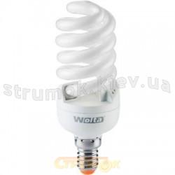 Энергосберегающая лампа КЛЛ Volta  5Вт E14 spiral тепло-белый