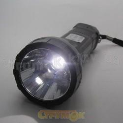 Фонарик светодиодный Horoz HL334L аккумуляторный