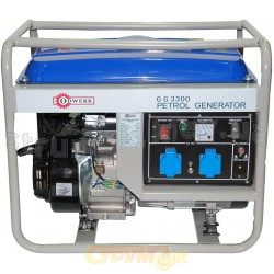 Генератор бензиновый ODWERK GG3300