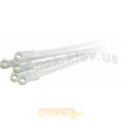 Хомут кабельный (стяжка) с отверстием CHS - 150MT