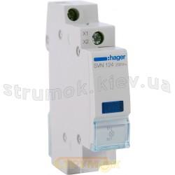Индикатор синий SVN124 Hager
