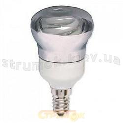 Энергосберегающая лампа КЛЛ Delux ЕXR-50 7Wатт 6400K E14 10008000