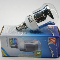 Энергосберегающая лампа КЛЛ Volta 9Вт E14 R50 естественная