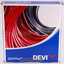 Кабель нагревательный DTCE-20 (230В) 6м 125Вт  DEVI