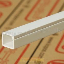 Кабельный короб LZ 15X12 HD 2м Копос Чехия 8595057612426 пластиковый белый цвет