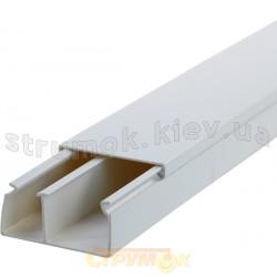 Кабельный канал 50*25 АСКО | Кабель-канал 50х25 пластиковый короб