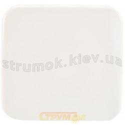 Клавиша 1-одинарная 2506-214-507 ABB Reflex белый цвет