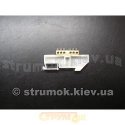 Клеммная шина Д-6 ЕВРО 45