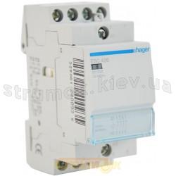 Контактор Hager ESC426 25A катушка 220V 4NC (ES430)