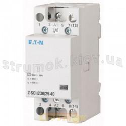 Контактор модульный Z-SCH23025-40 248847 Eaton (Moeller)