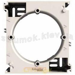 Коробка для наружного монтажа 1-постовая Schneider Asfora кремовая EPH6100123