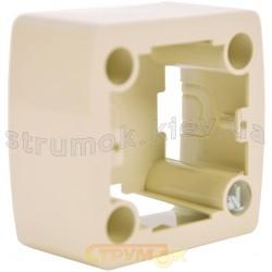 90572009 Коробка для наружного монтажа (кремовая) Carmen