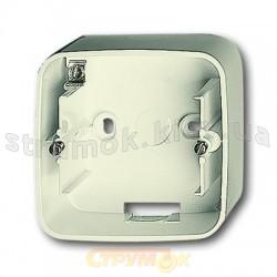 Коробка наружного монтажа 1701-212 АВВ Reflex белый цвет