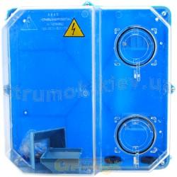 Коробка под счетчик 3-фазный КДЕ-У