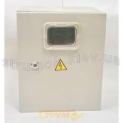 Коробка под счетчик электроэнергии  1-3-ф КДЕ-У мини 6 модулей