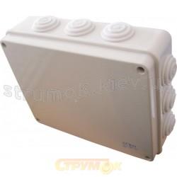 Коробка распределительная накладная 150x150x70 полипропилен Аско УкрЕм A0150170003