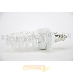 Лампа энергосберегающая Stem Spiral 11W Е14 103-Н LUXEL