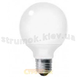 Лампа енергосберегающая КЛЛ Шар(Globe) E-27, 15W, 4100K. G27D15A Odeon