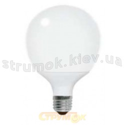 Лампа енергосберегающая КЛЛ Шар(Globe) E-27, 25W, 4100K. G27D25A Odeon