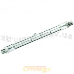 Лампа галогенная Delux J - TYRE 200W 118мм R7s 10007775 линейная