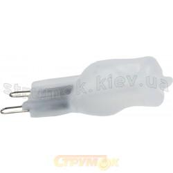 Лампа галогенная DELUX G - 9 220V 50W матовая