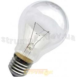 Лампа накаливания 300 вт 230 Вольт Е27 прозрачная (стандартная)