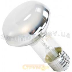 Лампа накаливания рефлекторная GE R-80 100Вт E27