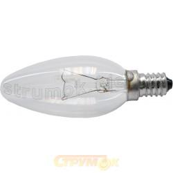 Лампа OSRAM CLAS B CL 40W E14 свеча прозрачная