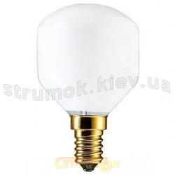 Лампа накаливания Philips softon T45 40W E14