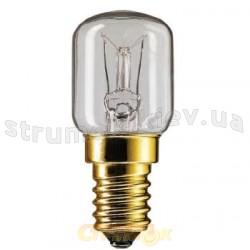 Лампа накаливания PILA Т25 Е-14 15W для холодильника