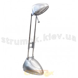 Лампа настольная на стубцине серебристый цвет TF-02 10008531