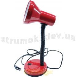 Светильник настольный DELUX TF-05 E-27 красный