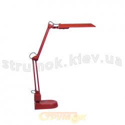Лампа настольная HL069 красная