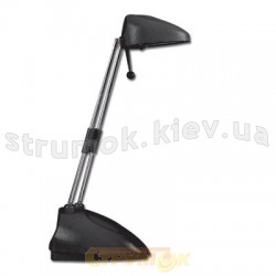 Лампа настольная на стубцине черный цвет TF-02
