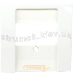 Лицевая накладка акустическая ABB Basic 55 2539-94-507 белый цвет